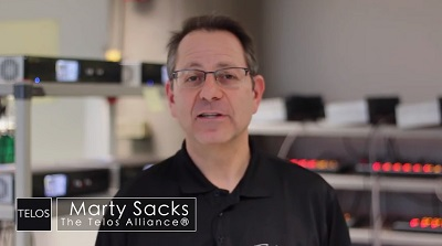 Marty Sacks on AES70