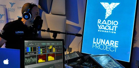 Radio Yacht studio