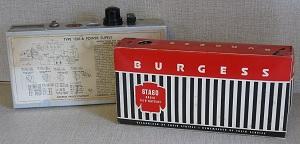 Burgess battery