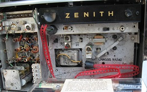 Zenith Royal from back
