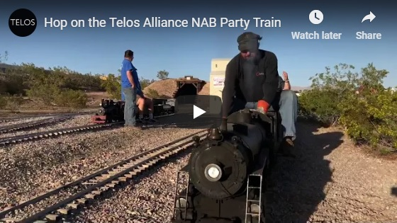Frank - NAB Train Party