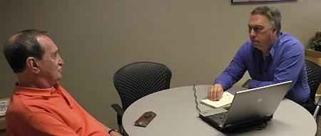 Denny Sanders interviews Gary Katz