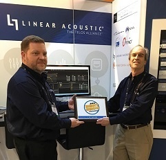 TVSG with TV Technology Best of Show Award from Linear Acoustic AMS