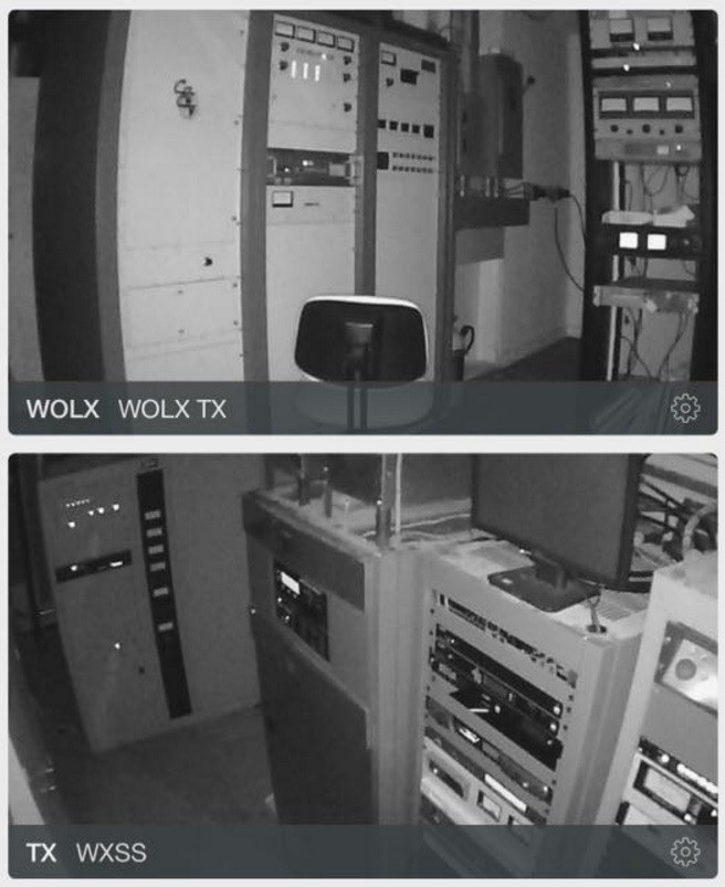 Transmitter Rooms