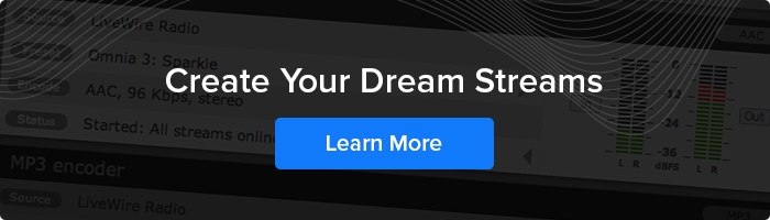 Create Your Dream Streams