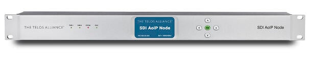 Telos Alliance_SDI Node_Front