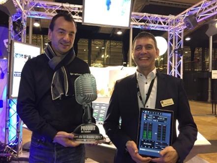 IP-Tablet Innovation Awards