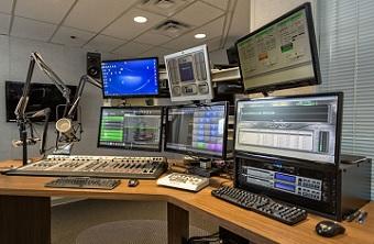KCBI studio