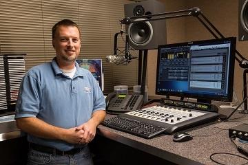 Matt Levin at River Radio