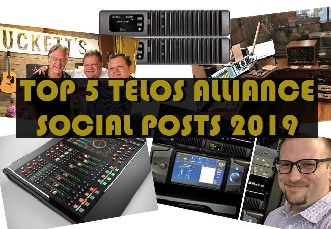 top 5 social