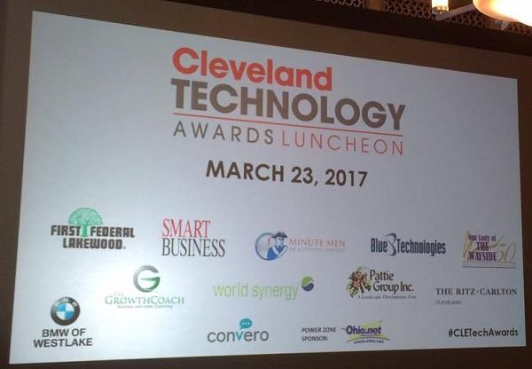 Cleveland Technology Awards