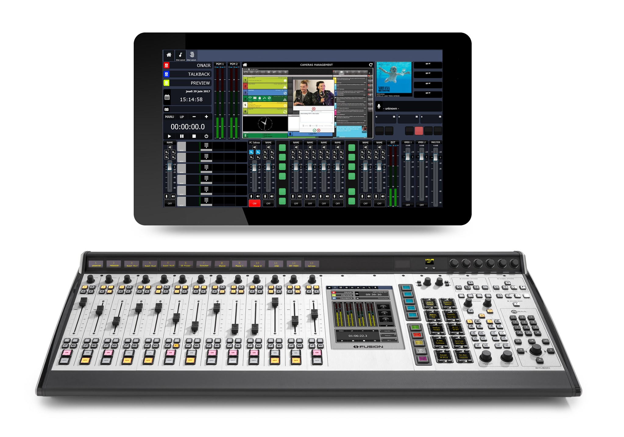Axia IP-Tablet Virtual Radio Software Wins Two NewBay Product Innovation Awards