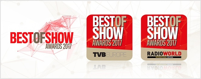 IBC 2017 Best of Show
