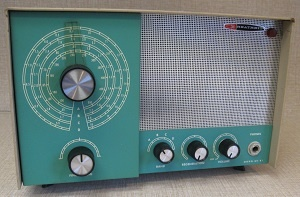 Found in the Attic: Heathkit GR-81 Economy Short Wave Radio