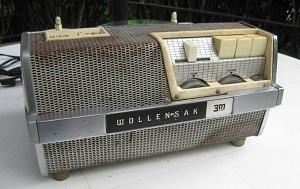 Found in the Attic: Wollensak 1500 Series Tape Recorders