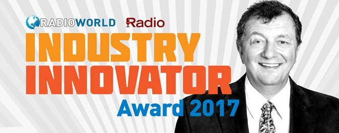 Telos Alliance CEO Frank Foti Honored with Two NewBay Industry Innovator Awards