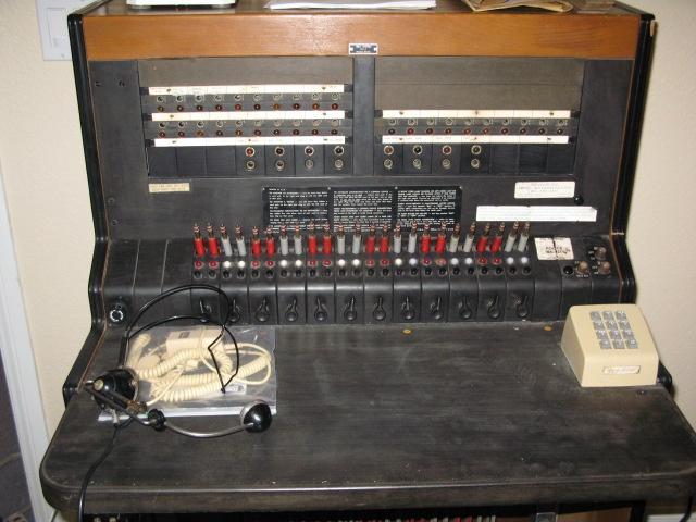 Vintage PBX Switcher