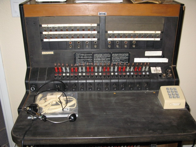 Vintage PBX Switcher