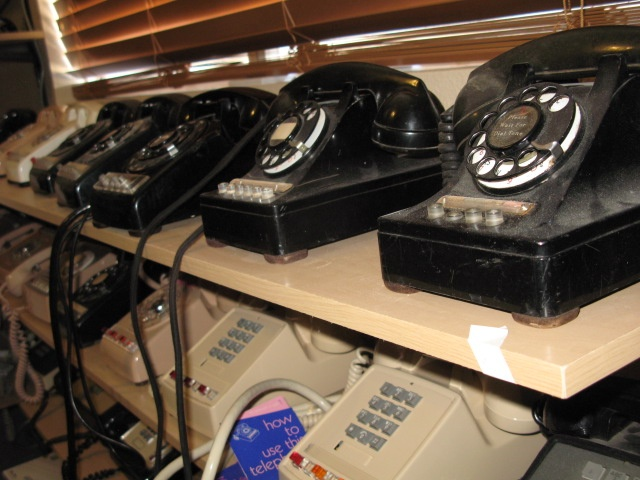 Classic older model phones