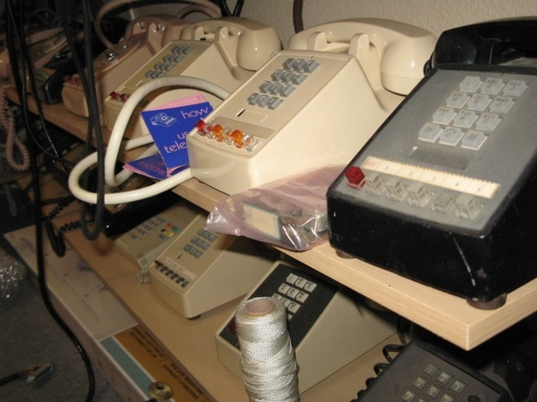 Classic multi-line phones