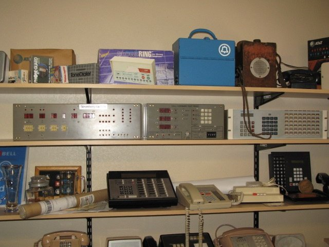 Miscellaneous phone equipment