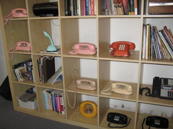 Phones, phone manuals, and more