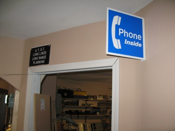 Phone inside? Don't you think that's an understatement, Joe?
