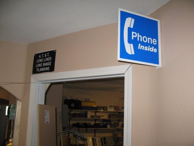 Phone inside? Don't you think that's an understatement, Joe?