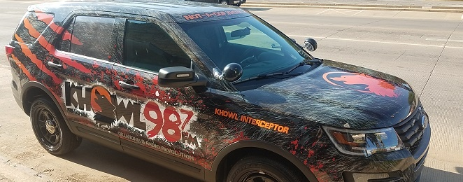 KHOWL Intercepts Local Listeners with Livewire