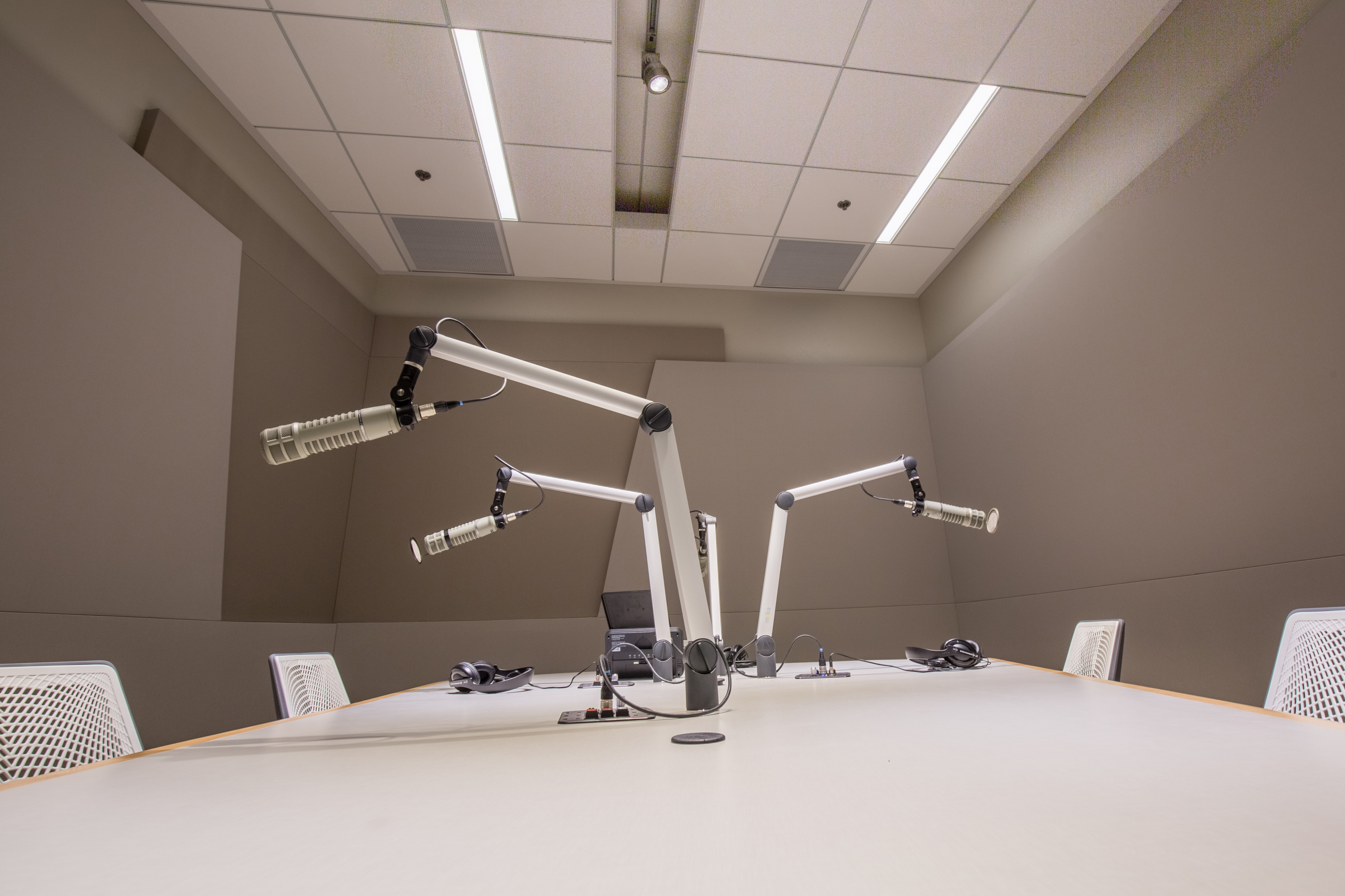 Interview Desk