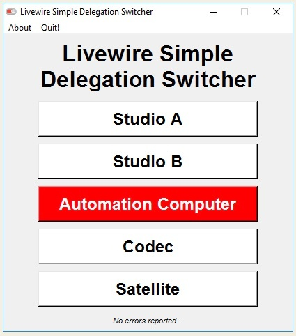 Axia User Offers a Free Utility to Aid Simple Livewire Routing