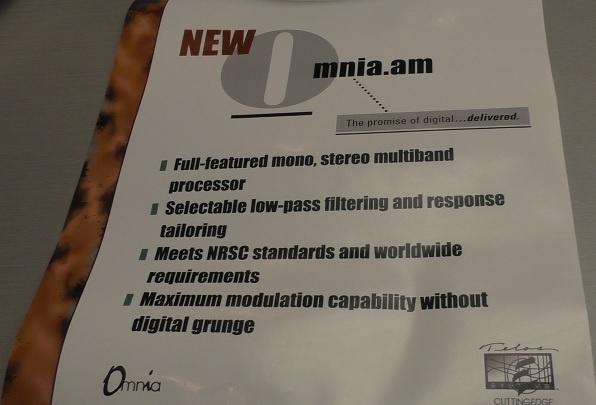 Omnia.am marketing poster