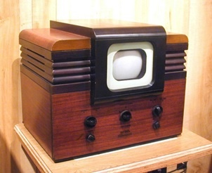 RCA TT-5 TV Set from 1939