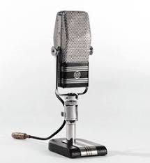 Another iconic RCA mic designed by Vassos