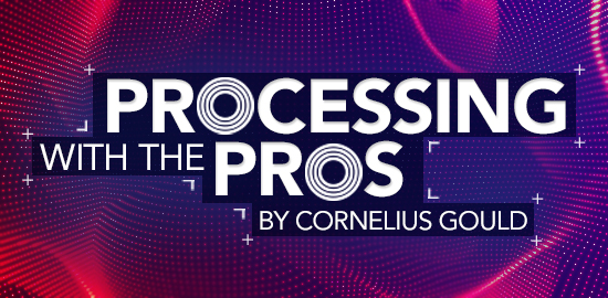 Processing with the Pros #1: Microphone Processing
