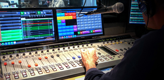 A Broadcast Facility for Radio's Future
