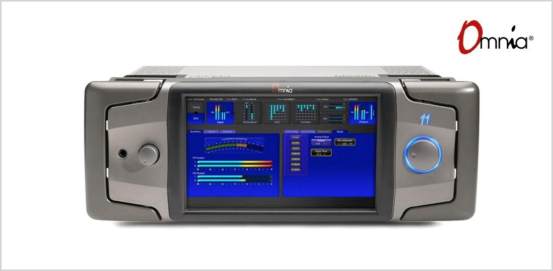 New Clipper and More in Omnia.11 Broadcast Audio Processor Update!