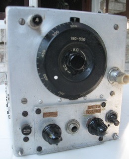 Found in the Attic: ARC-5 Command Receiver