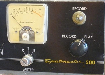 Found in the Attic: Broadcast Electronics 500