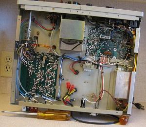 Inside the Yaesu FRG-7