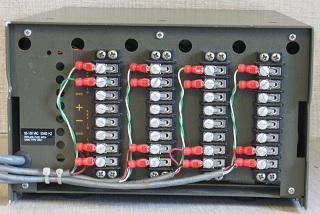 Valley People processor back panel