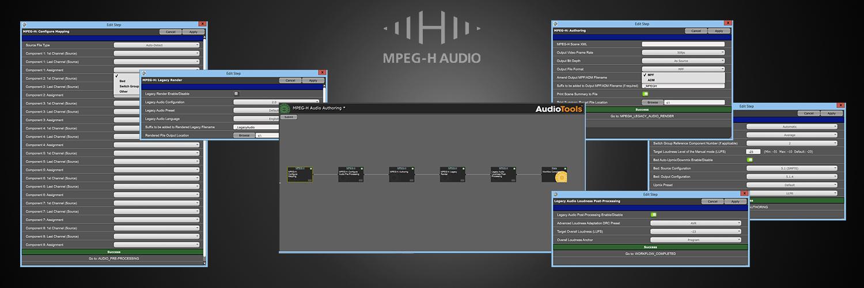 Minnetonka AudioTools Server Adds MPEG-H Audio Authoring Workflow