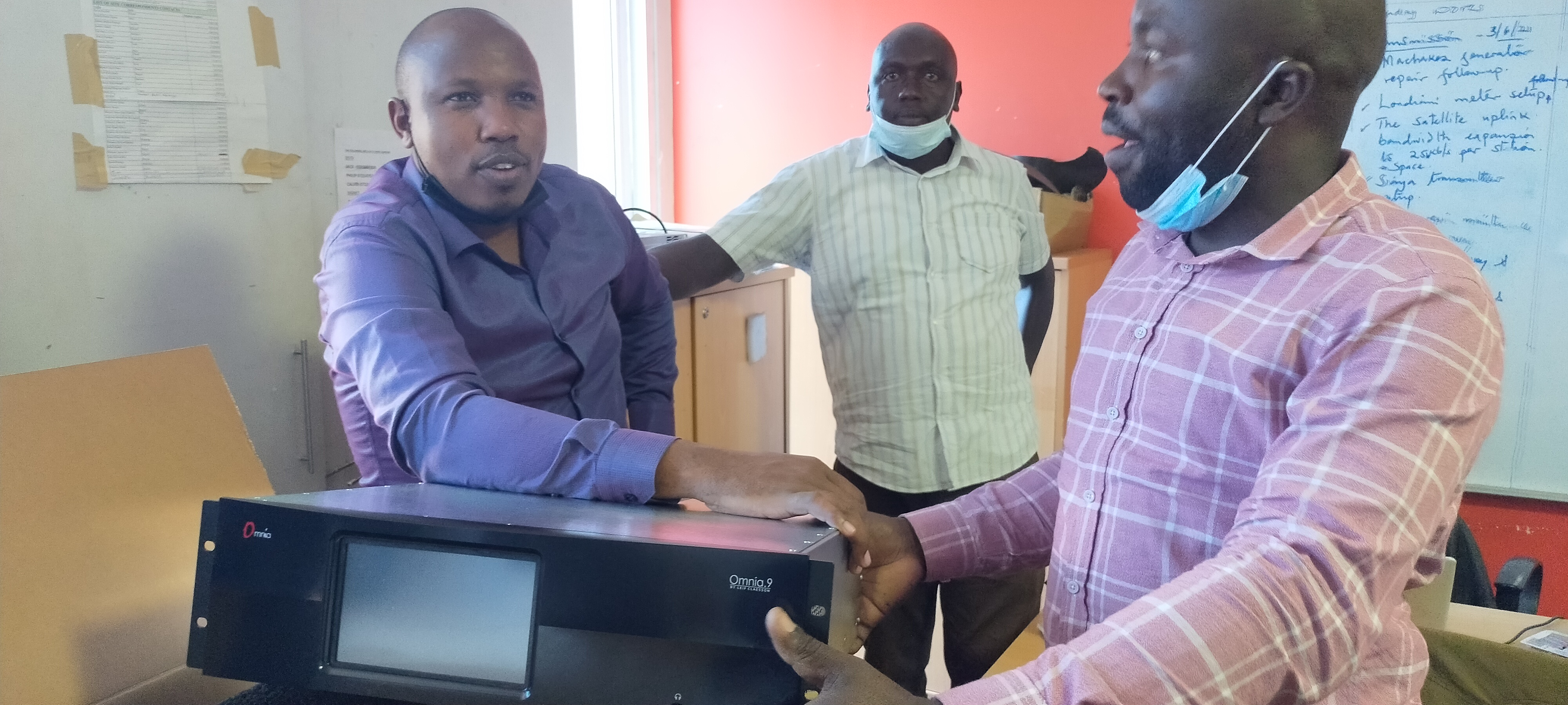 Milele FM Amp Up Their Sound with Omnia.9