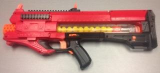 Addison's Nerf Gun