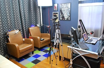 Interview Area