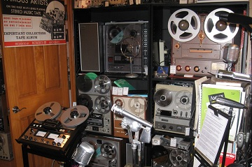 Museum of Magnetic Sound Recording