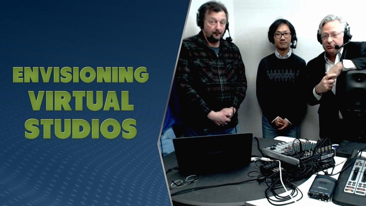 TWiRT 382 - Envisioning Virtual Studios