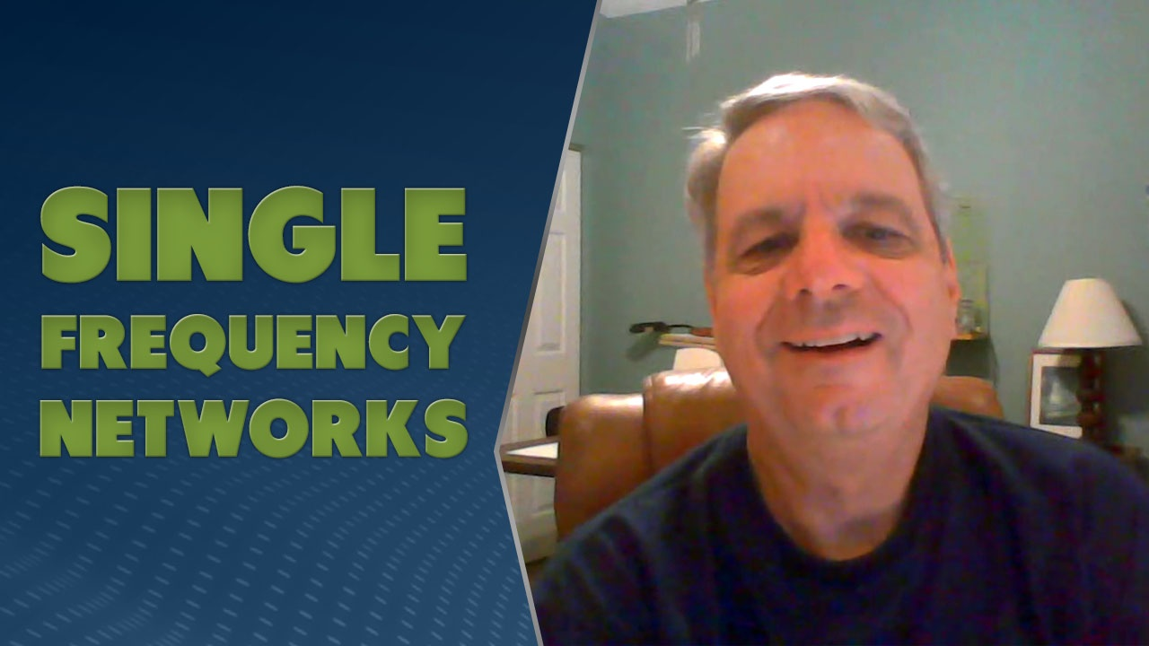 TWiRT 383 - Single Frequency Networks with Hal Kneller
