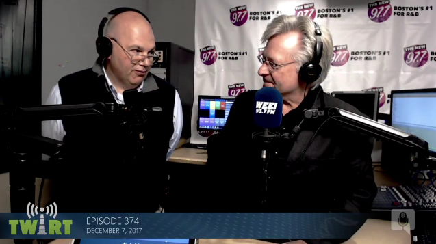 TWiRT 374 - Boston Radio with Jim Armstrong