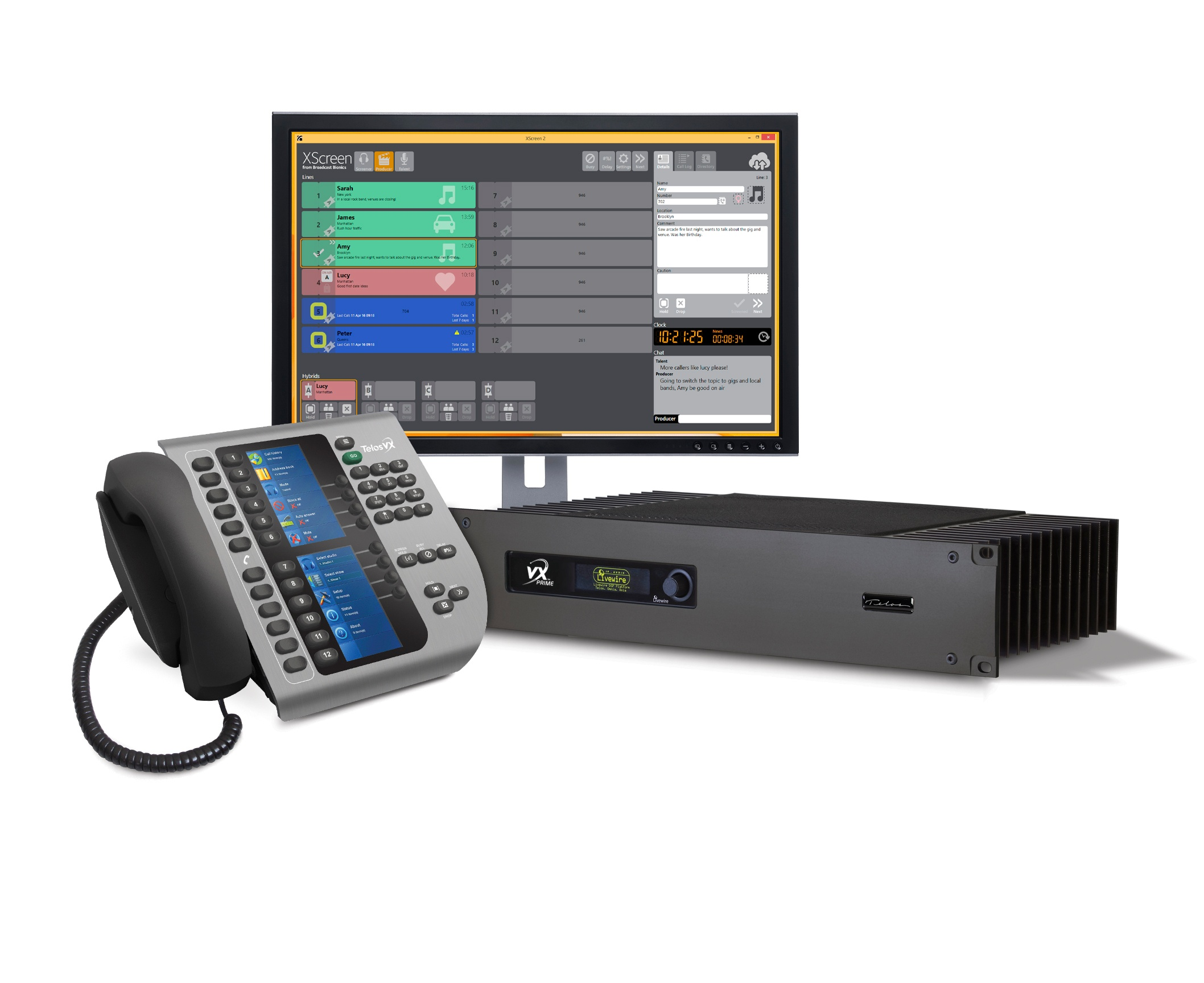 5 Advantages of Switching to a Broadcast VoIP Phone System